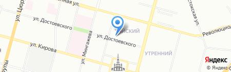 Lavazza-Уфа на карте Уфы