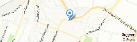 АвтоГазМастер на карте Уфы