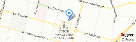 Квалитет-Башкирии на карте Уфы