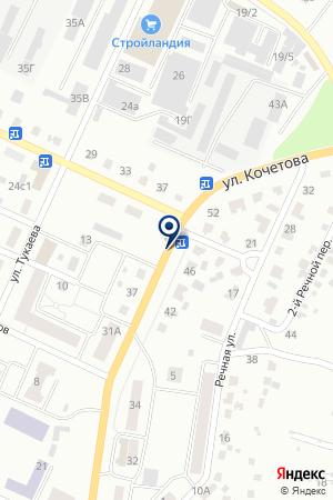 DAEWOO-AUTO МАГАЗИН на карте Стерлитамака