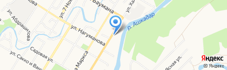 Клиника Эксперт на карте Стерлитамака