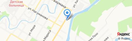 МЕГА-ПРОКАТ.РФ на карте Стерлитамака