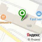 Местоположение компании Новострой