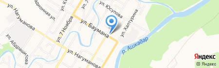 Мебельных дел мастер на карте Стерлитамака