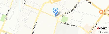 АвтоZип на карте Уфы