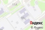 Схема проезда до компании Детский сад №318 в Перми