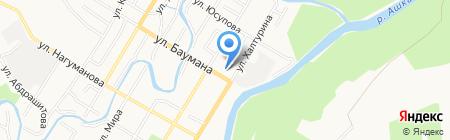 Строй крепеж на карте Стерлитамака