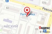 Схема проезда до компании Градопласт+ в Уфе