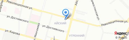 ВетЭксперт на карте Уфы