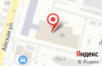 Схема проезда до компании Башкирский Завод Мясных Полуфабрикатов в Уфе