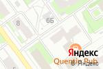 Схема проезда до компании Уралхимэкс в Перми