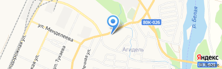 ЛОТОС на карте Стерлитамака