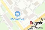 Схема проезда до компании Закамская управляющая компания в Перми