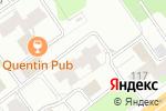 Схема проезда до компании Мое солнышко в Перми