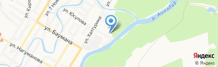 Мебельная компания на карте Стерлитамака