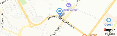 Крафт на карте Уфы