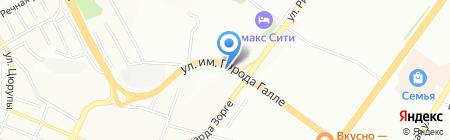 TourPay на карте Уфы
