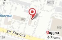 Схема проезда до компании Золотая Середина Уфа в Уфе