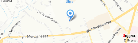 Хозтовары на карте Уфы