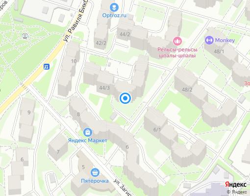 Управляющая компания «ИЖФС» на карте Уфы