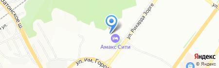 Групп-Сервис на карте Уфы