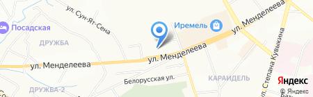Чай & кофф на карте Уфы