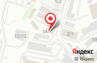 Схема проезда до компании Южно-Уральская Компания Инжиниринговых Технологий в Уфе