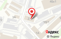 Схема проезда до компании Центр Информационных Технологий в Уфе