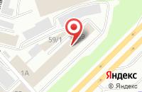 Схема проезда до компании Бсп в Уфе