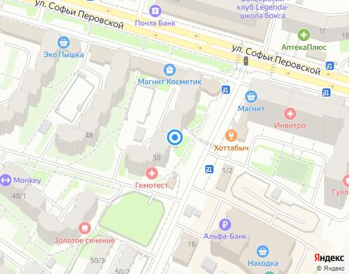 Управляющая компания «Наш дом» на карте Уфы