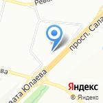 Стройка.ру на карте Уфы