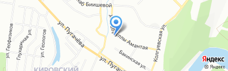 САНДРА ТУР на карте Уфы