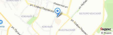 Строй-М-групп на карте Уфы