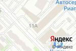 Схема проезда до компании Магазин хозяйственных товаров в Уфе