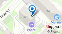 Компания Спа кафе на карте