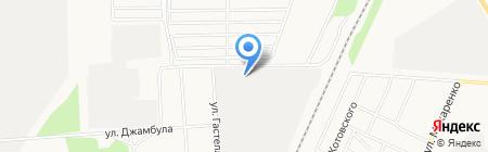 Строймаш на карте Стерлитамака