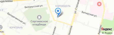 МедиаПродакшн на карте Уфы