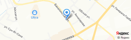 Heatlife Уфа на карте Уфы
