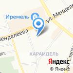 Мировые судьи Кировского района на карте Уфы
