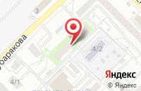Схема проезда до компании Смс-Сервис в Уфе