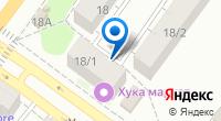 Компания Массажный кабинет на карте