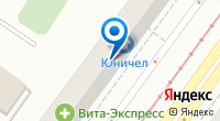 Компания Йэшлек на карте