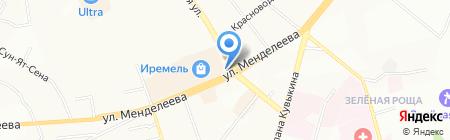 СпецАвтоКорея на карте Уфы