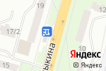 Схема проезда до компании Шонкар в Уфе