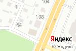 Схема проезда до компании Арома в Перми