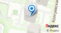 Компания Ажур на карте