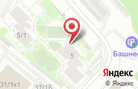 Схема проезда до компании Европромтрейд-Уфа в Уфе