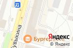 Схема проезда до компании СТОРИ в Уфе