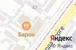 Схема проезда до компании Магазин по продаже хлебобулочных изделий в Уфе