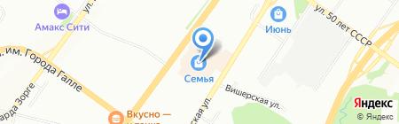 МегаФон на карте Уфы